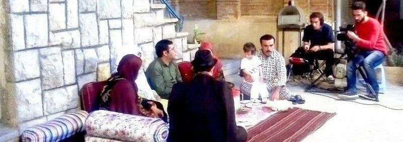 سریال تاقانه کا حمه علی