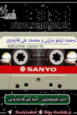 احمد شیخو مارینی و علی قه لبه زه ای - 320