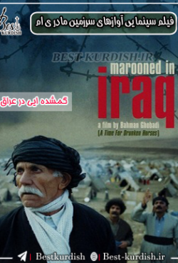 آوازهای سرزمین مادری ام 1381،فیلمهای بهمن قبادی،فیلم کوردی گمشده ایی در عراق